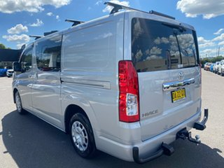 2020 Toyota HiAce GDH300R LWB Silver 6 Speed Sports Automatic Van