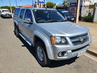 2009 Holden Colorado RC MY09 LT-R Crew Cab 4x2 Silver 4 Speed Automatic Utility.
