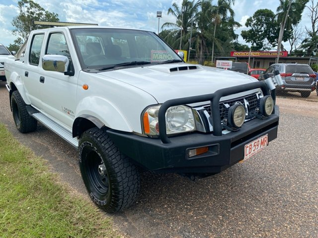 Used Nissan Navara D22 S5 ST-R Pinelands, 2014 Nissan Navara D22 S5 ST-R White 5 Speed Manual Utility
