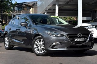 2014 Mazda 3 BM5478 Maxx SKYACTIV-Drive Grey 6 Speed Sports Automatic Hatchback.
