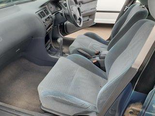 1998 Toyota Corolla AE102R CSX Seca Green 4 Speed Automatic Liftback