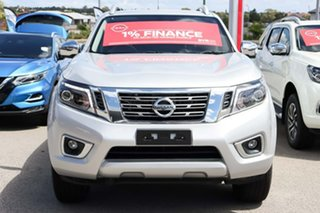 2020 Nissan Navara D23 S4 MY20 ST-X King Cab Brilliant Silver 6 Speed Manual Utility