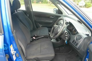 2005 Suzuki Swift RS415 GLX Blue 5 Speed Manual Hatchback