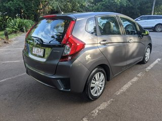 2016 Honda Jazz GF MY16 VTi Grey 5 Speed Manual Hatchback