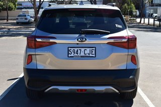 2021 Kia Seltos SP2 MY21 Sport+ 2WD Steel Grey 1 Speed Constant Variable Wagon.