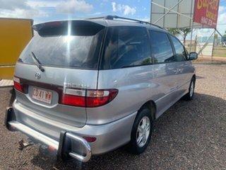 2002 Toyota Tarago GXL Silver 4 Speed Auto Active Select Wagon