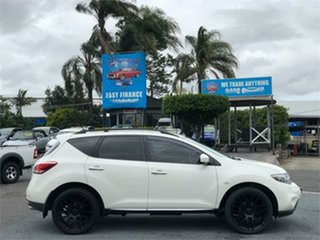 2014 Nissan Murano Z51 Series 4 ST White 6 Speed Constant Variable Wagon