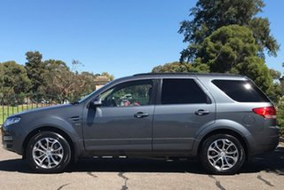 2012 Ford Territory SZ Titanium Seq Sport Shift AWD Grey 6 Speed Sports Automatic Wagon
