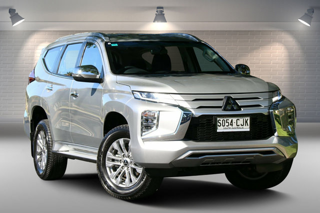 Used Mitsubishi Pajero Sport QF MY20 GLX Nailsworth, 2020 Mitsubishi Pajero Sport QF MY20 GLX Silver 8 Speed Sports Automatic Wagon