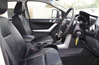 2013 Mazda BT-50 UP0YF1 GT White 6 Speed Sports Automatic Utility