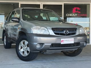 2005 Mazda Tribute MY2004 Limited Sport Silver 4 Speed Automatic Wagon.