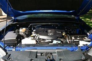 2015 Toyota Hilux GUN123R SR Extra Cab 4x2 Blue 5 Speed Manual Utility