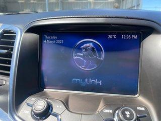 2013 Holden Calais VF MY14 Maroon 6 Speed Sports Automatic Sedan