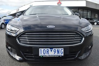 2018 Ford Mondeo MD 2018.25MY Ambiente Black 6 Speed Sports Automatic Dual Clutch Hatchback
