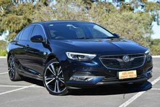 2017 Holden Calais ZB MY18 V Liftback AWD Blue 9 Speed Sports Automatic Liftback.