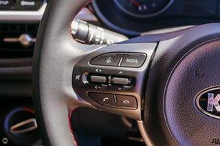 2020 Kia Picanto JA MY21 GT-Line White 4 Speed Automatic Hatchback.
