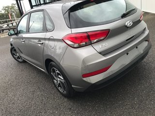 2021 Hyundai i30 PD.V4 MY21 Silver 6 Speed Sports Automatic Hatchback