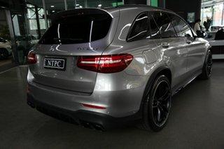 2019 Mercedes-Benz GLC-Class X253 800MY GLC63 AMG SPEEDSHIFT MCT 4MATIC+ S Silver 9 Speed