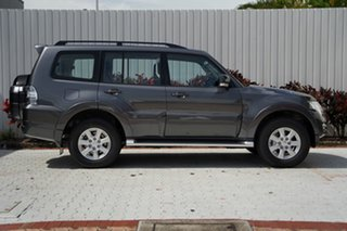2021 Mitsubishi Pajero NX MY21 GLX Graphite Grey 5 Speed Sports Automatic Wagon.