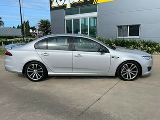 2015 Ford Falcon FG X XR6 Turbo Silver/220116 6 Speed Sports Automatic Sedan.
