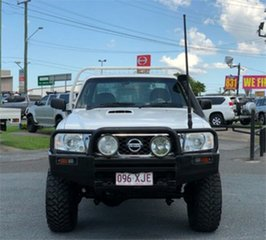 2008 Nissan Patrol GU 6 DX 5 Speed Manual Cab Chassis.