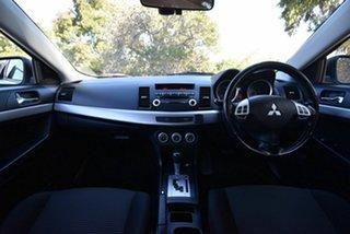 2008 Mitsubishi Lancer CJ MY08 VR White 6 Speed Constant Variable Sedan