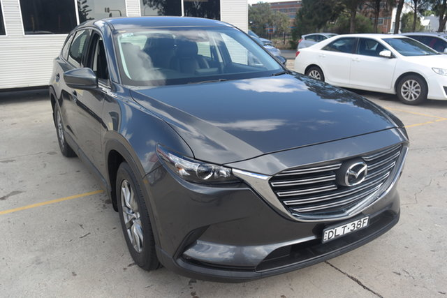Used Mazda CX-9 TC Touring SKYACTIV-Drive Maryville, 2016 Mazda CX-9 TC Touring SKYACTIV-Drive Grey 6 Speed Sports Automatic Wagon