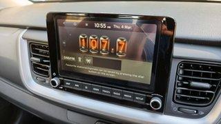 2021 Kia Stonic YB MY21 Sport FWD Sporty Blue 6 Speed 6AT Wagon