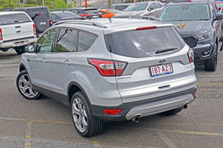 2017 Ford Escape ZG Titanium Silver 6 Speed Sports Automatic SUV.