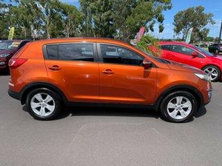 2011 Kia Sportage SL MY12 SI Orange 5 Speed Manual Wagon