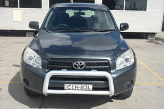 2007 Toyota RAV4 ACA33R CV Grey 5 Speed Manual Wagon.