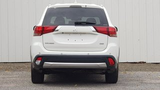 2018 Mitsubishi Outlander ZL MY18.5 LS AWD White 6 Speed Sports Automatic Wagon