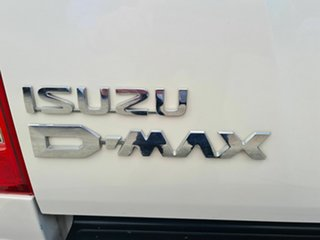 2014 Isuzu D-MAX MY14 X-Runner Crew Cab White 5 Speed Sports Automatic Utility