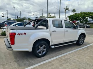 2014 Isuzu D-MAX MY14 X-Runner Crew Cab White 5 Speed Sports Automatic Utility.