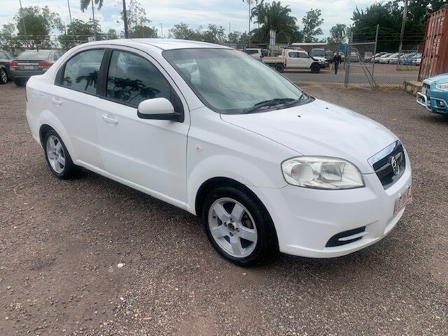 Used Holden Barina Pinelands, 2007 Holden Barina White 5 Speed Manual Sedan