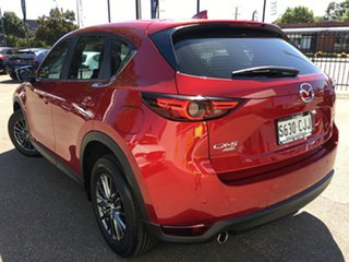 2019 Mazda CX-5 KF4WLA Touring SKYACTIV-Drive i-ACTIV AWD Red 6 Speed Sports Automatic Wagon