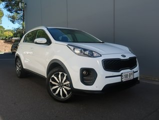 2017 Kia Sportage QL MY17 Si 2WD Premium White 6 Speed Sports Automatic Wagon.