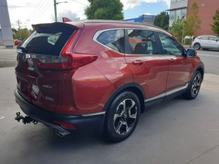 2019 Honda CR-V RW MY19 VTi-S 4WD Red 1 Speed Constant Variable Wagon
