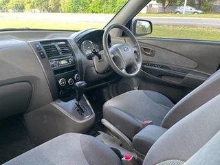 2007 Hyundai Tucson JM City Silver 4 Speed Sports Automatic Wagon