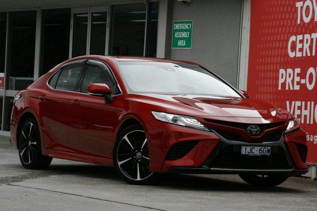 Pre-Owned Toyota Camry Glen Waverley, Camry SX 3.5L Petrol Automatic Sedan