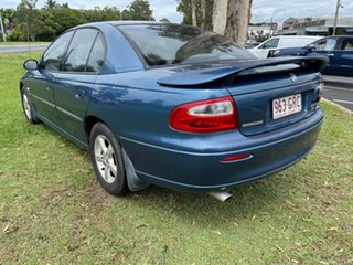 2002 Holden Commodore VX II Executive Blue 4 Speed Automatic Sedan