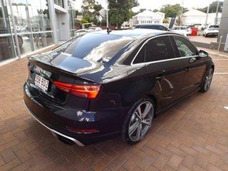 2017 Audi RS 3 8V MY17 S Tronic Quattro 7 Speed Sports Automatic Dual Clutch Sedan