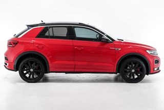 2020 Volkswagen T-ROC A1 MY20 140TSI DSG 4MOTION X Red 7 Speed Sports Automatic Dual Clutch Wagon
