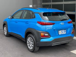 2019 Hyundai Kona OS.2 MY19 Go D-CT AWD Blue 7 Speed Sports Automatic Dual Clutch Wagon