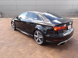 2017 Audi RS 3 8V MY17 S Tronic Quattro 7 Speed Sports Automatic Dual Clutch Sedan