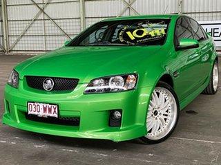 2009 Holden Commodore VE MY09.5 SV6 Green 5 Speed Sports Automatic Sedan.