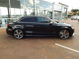 2017 Audi RS 3 8V MY17 S Tronic Quattro 7 Speed Sports Automatic Dual Clutch Sedan.