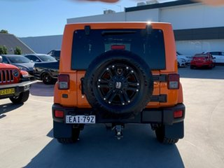 2012 Jeep Wrangler JK MY2012 Sport Orange 5 Speed Automatic Softtop.