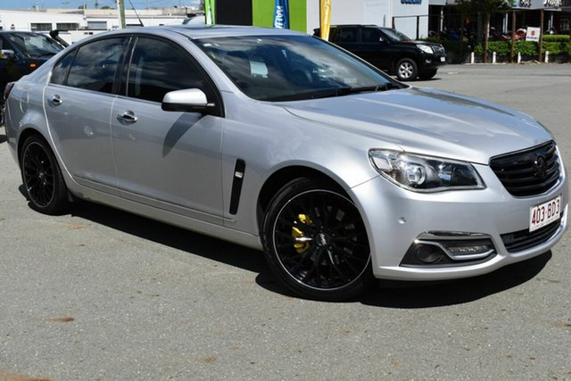 Used Holden Calais VF V Underwood, 2014 Holden Calais VF V Silver 6 Speed Automatic Sedan