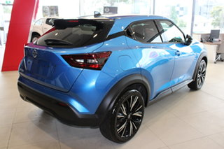 2020 Nissan Juke F16 Ti DCT 2WD Vivid Blue 7 Speed Sports Automatic Dual Clutch Hatchback